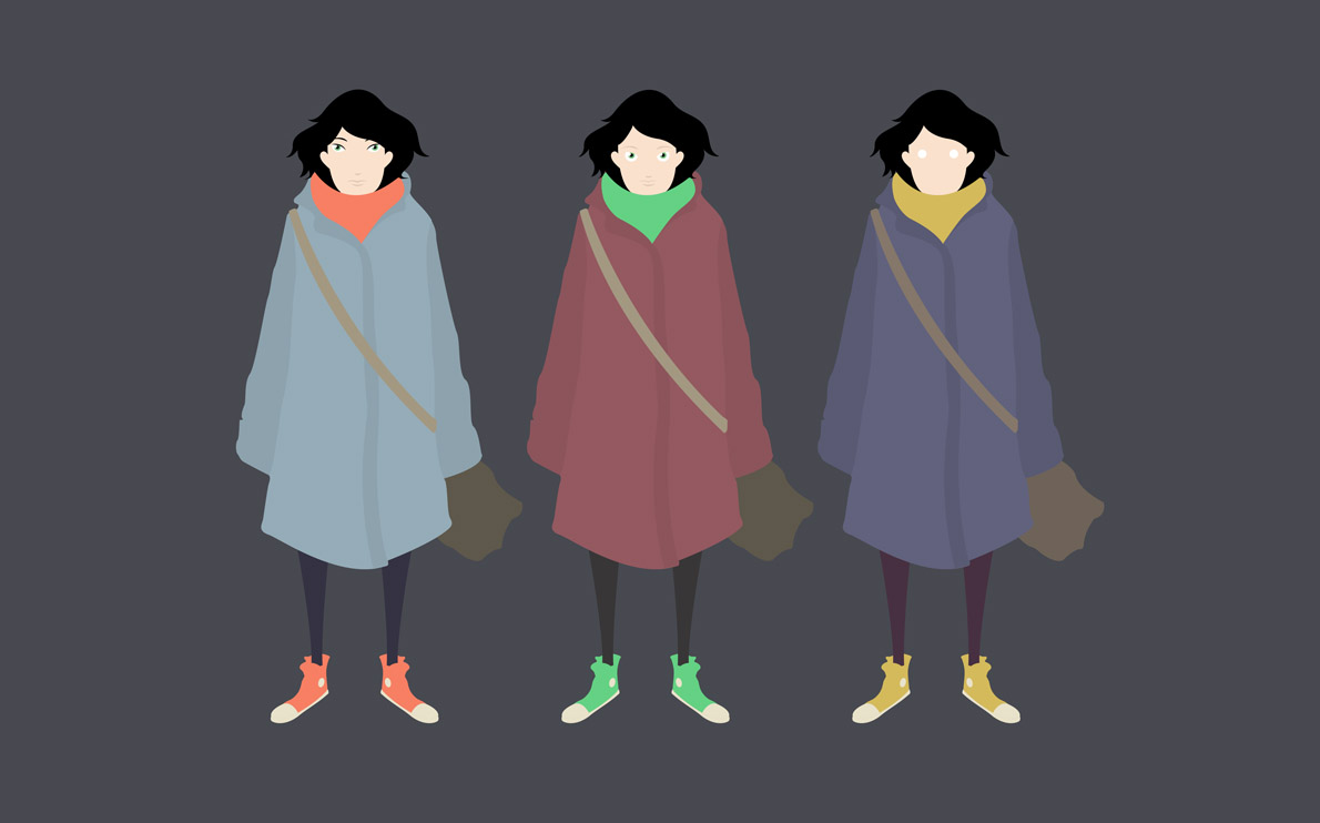 flat character in the story of an hours Learn about flat characters, the minor figures that play a supporting role in the  story to the main characters that are used to move the plot along.