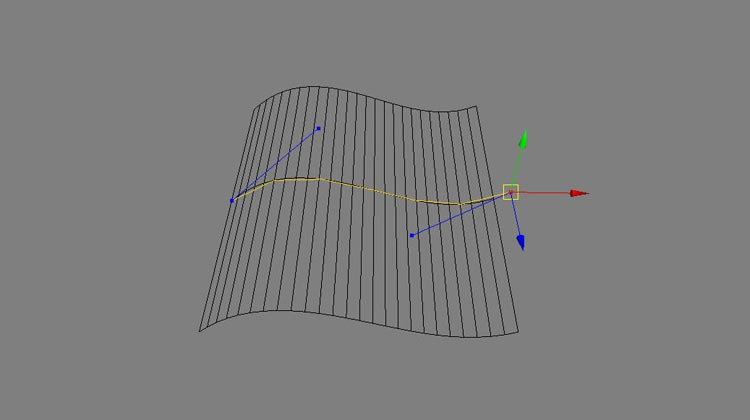 Simple page-turn setup in Softimage…